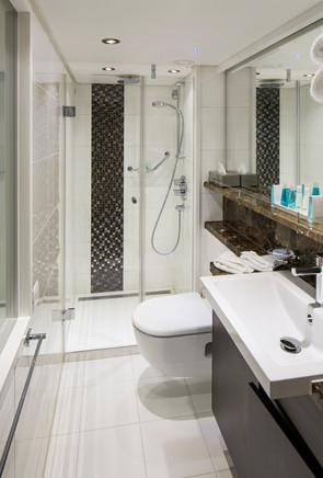 Stateroom Category AB Bathroom