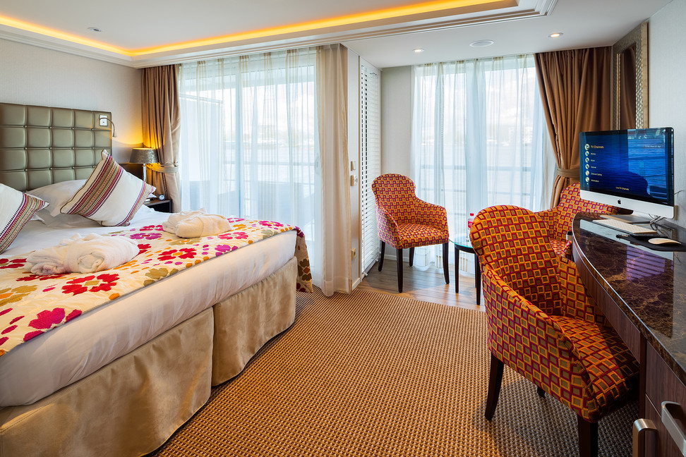 Stateroom Category AB