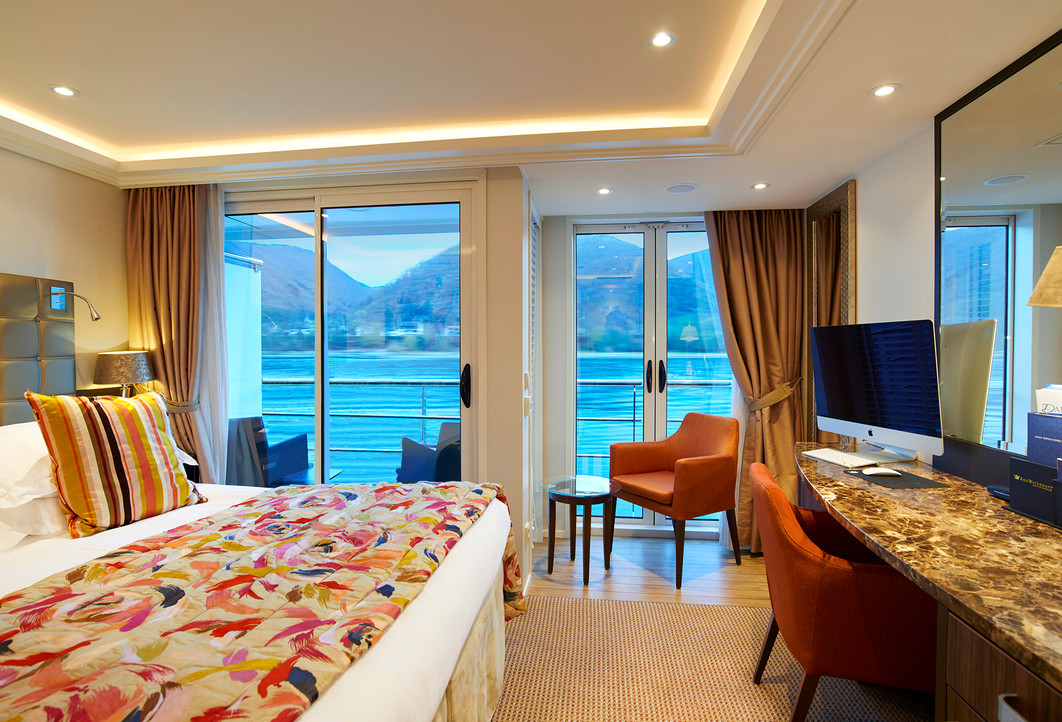 Stateroom Category BA