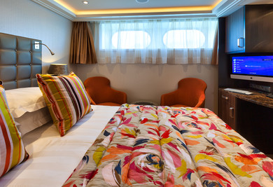 Stateroom Category D