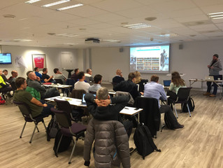 Bryne Triatlon på arrangørsamling i Oslo