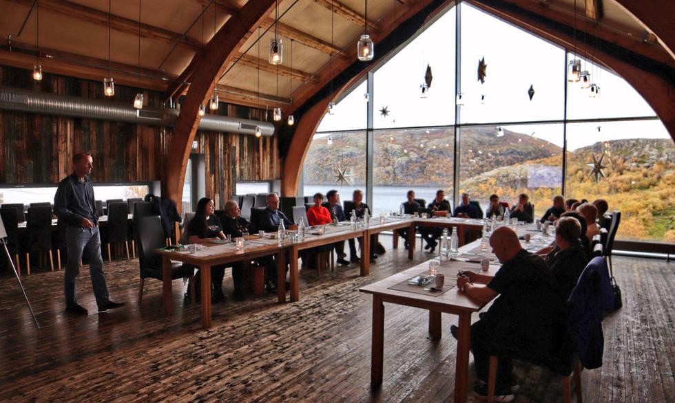 Snowhotel Kirkenes Konferanse og event