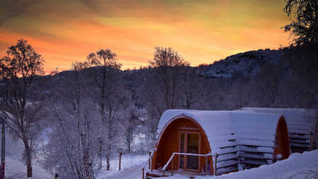 Gamme Cabin Stay