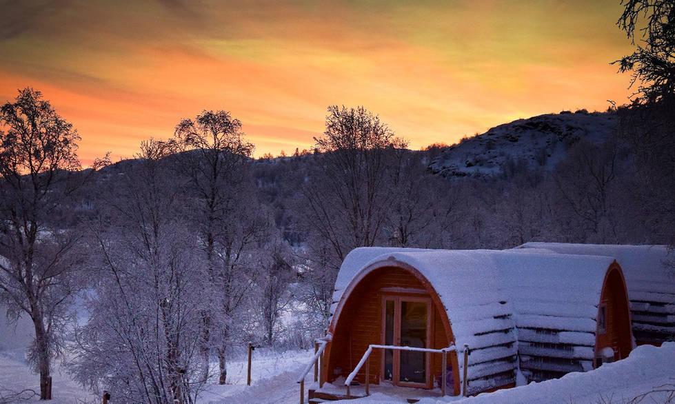 Gamme Northern light cabins, Kirkenes