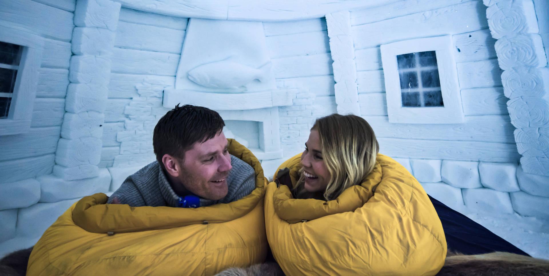 Snowhotel 365 Overnight Adventure
