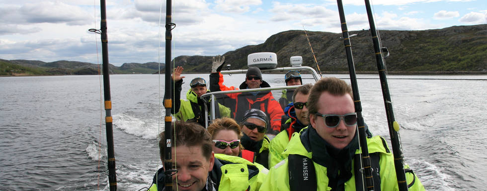 Barents Sea Fishing in Kirkenes, Norway