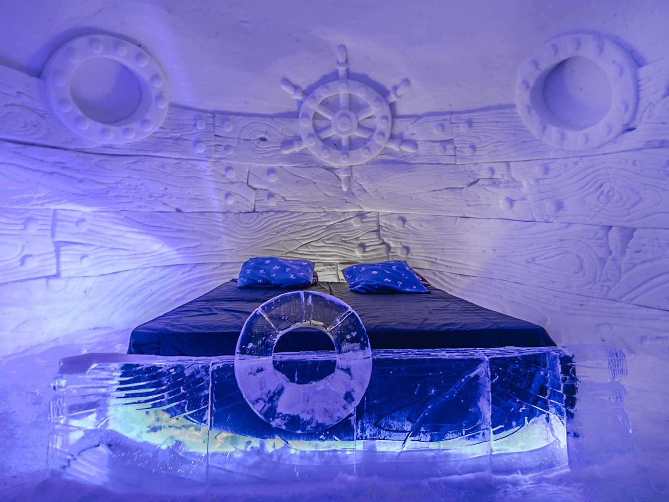 Snowhotel 365 Stay