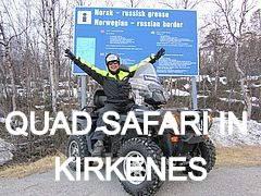 Quad Safari in Kirkenes