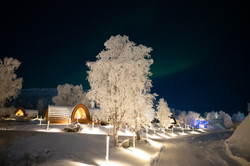 Gamme Northern Light Cabins