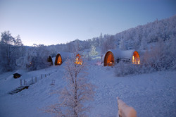 Gamme cabins