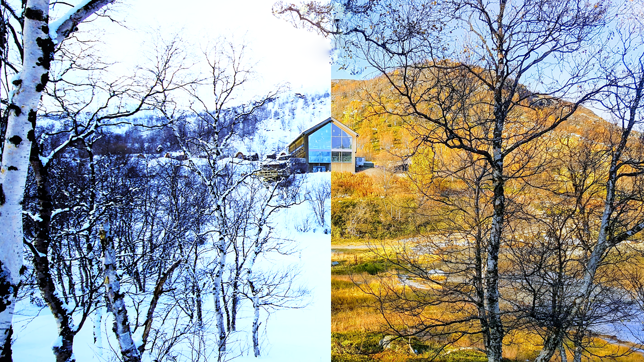 Winter/AutumnSnowhotel Kirkenes Restaurant