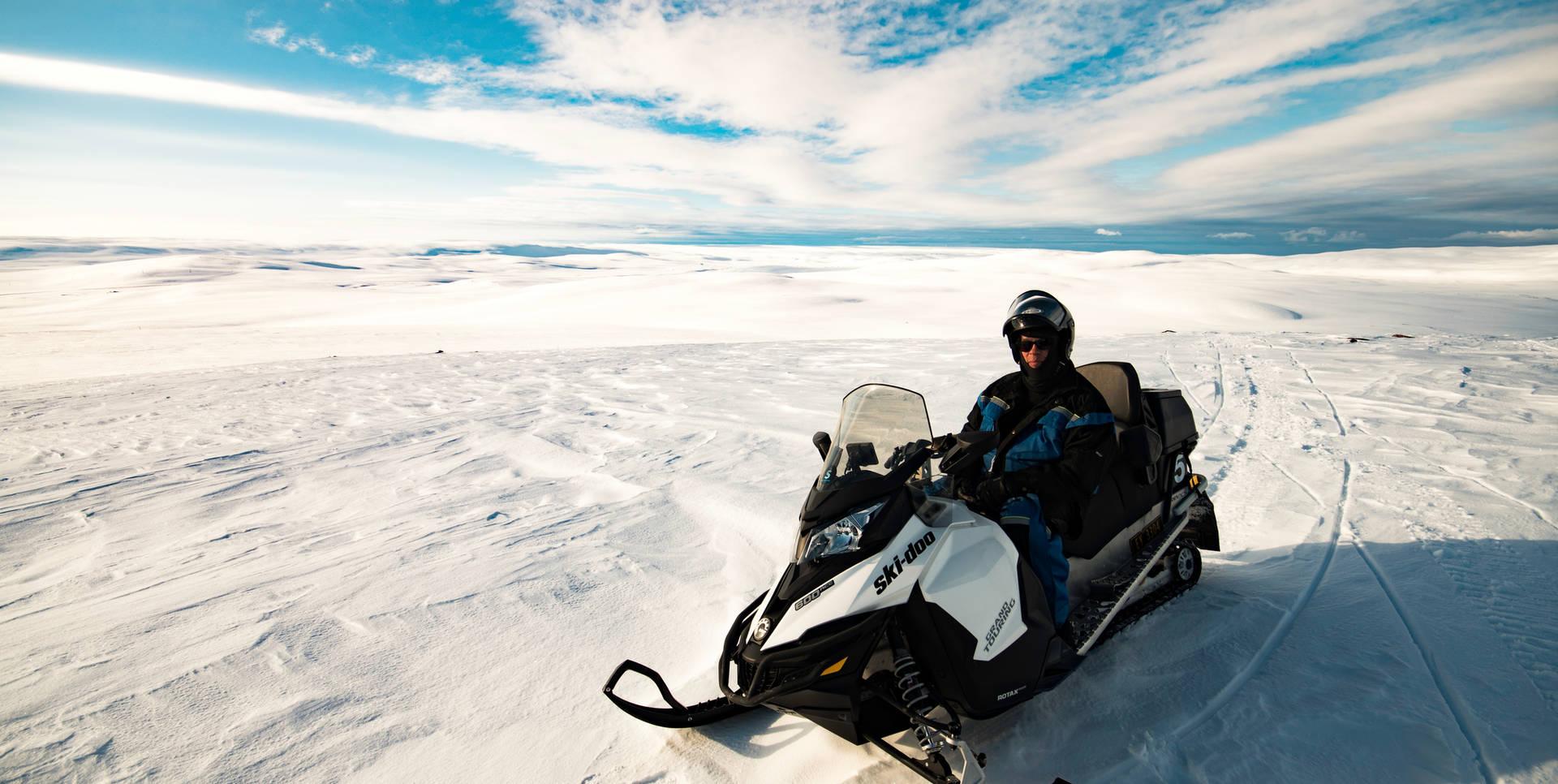 Snowmobile Safari Kirkenes