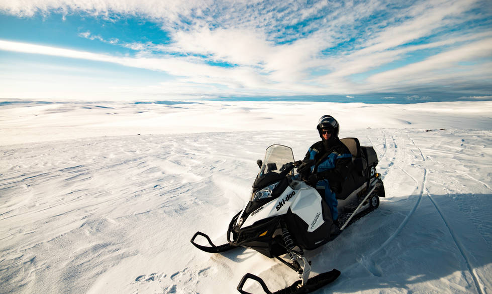 Snowmobile Safari Kirkenes