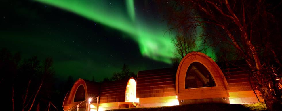 Winter Early Bird package, Kirkenes