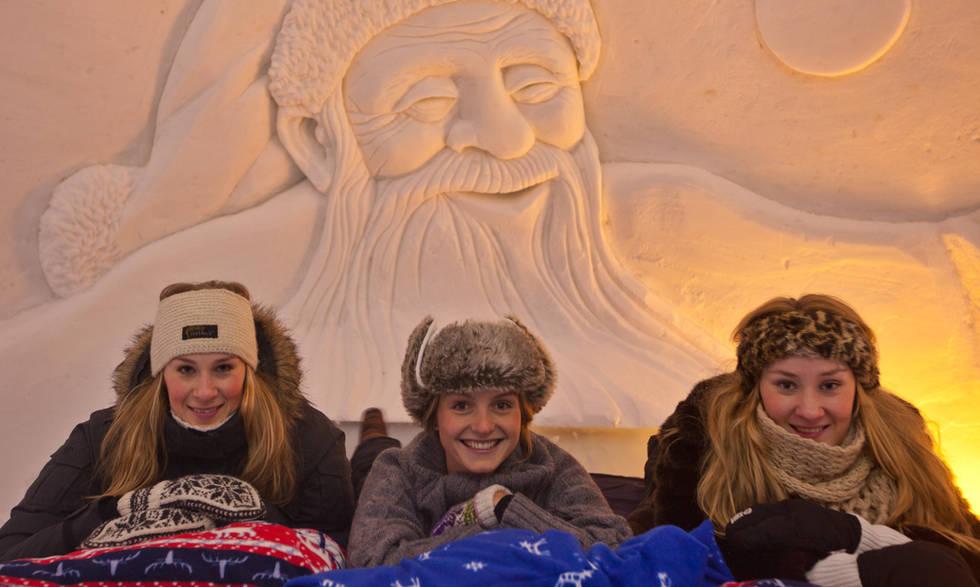 Winterfun in Kirkenes