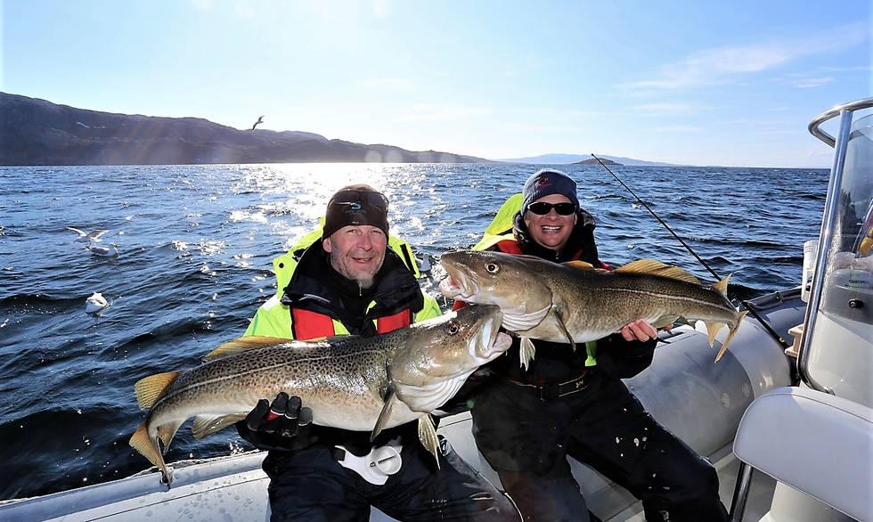 Barents Sea Fishing in Kirkenes, Norway