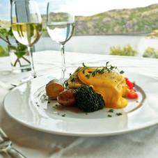 Bøkfjord meny -Kveita