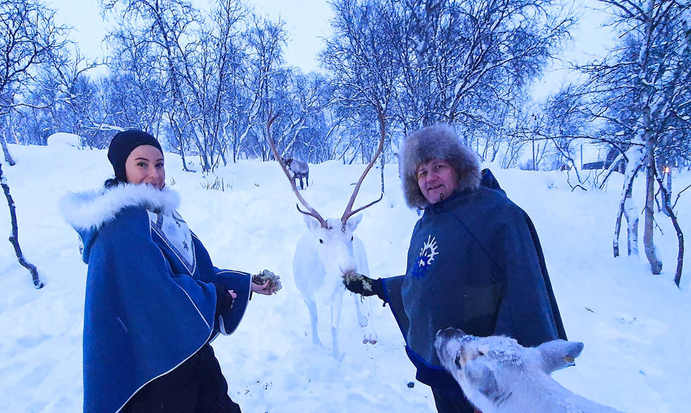 Sami Experience, Kirkenes
