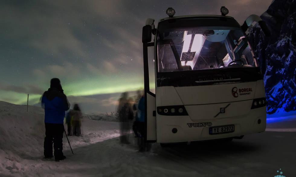 Best aurora holiday Norway