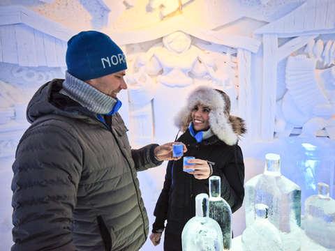 Snowhotel 365 Besøk