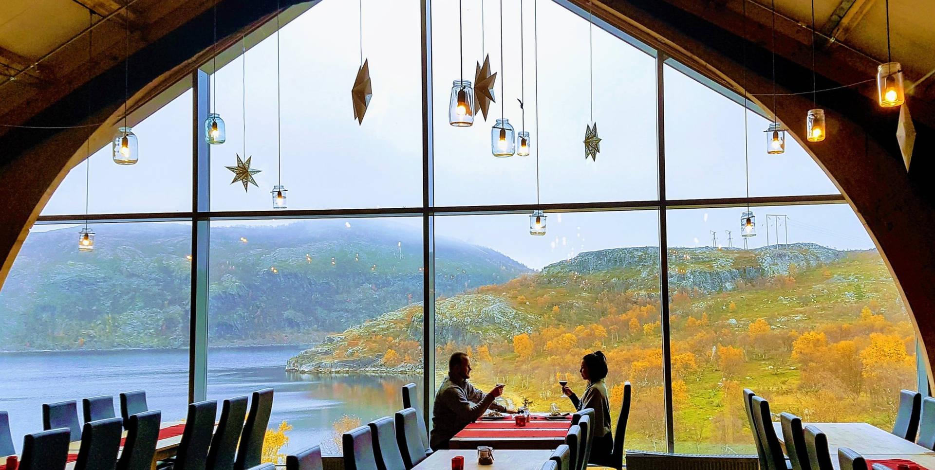 Høyloftet - 2nd floor of Snowhotel Restaurant