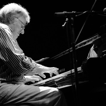 Mike Westbrook 'The Piano and Me' @ Pizza ExpressLive Soho