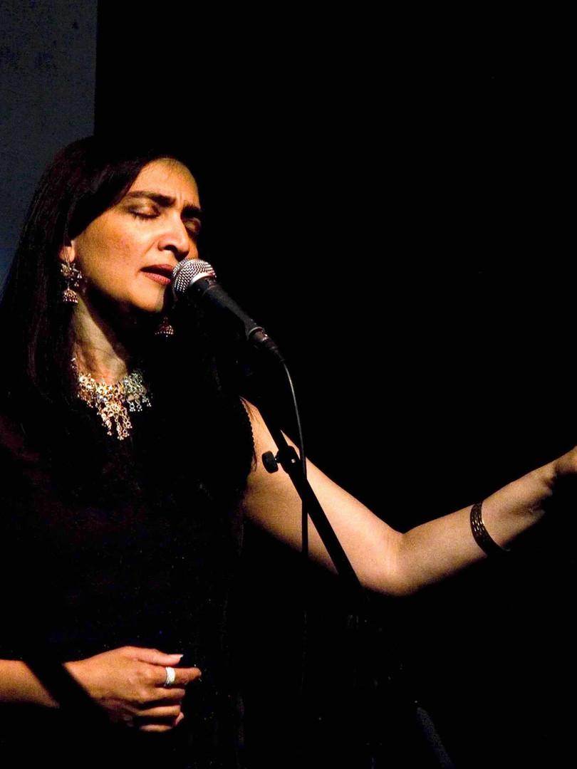 Najma Akhtar @ The Apex