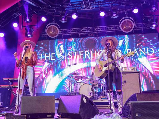 The Sisterhood Band @ NML 2018