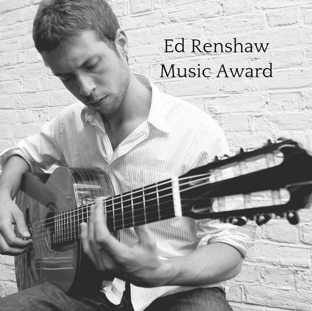 Ed Renshaw Music Award
