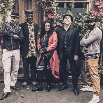 Transglobal Underground feat. Natacha Atlas live @ The Jazz Cafe