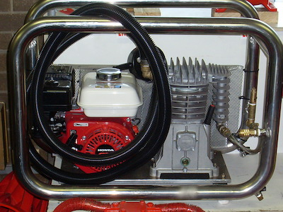 HOOKAH DIVING COMPRESSOR
