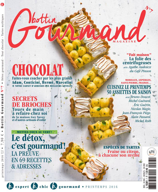 Le Bottin Gourmand N°7