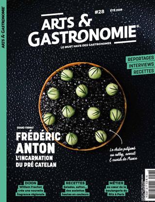 Arts & Gastronomie #28 été 2019