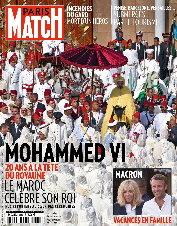 Paris Match #3665