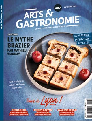 Arts & Gastronomie #29 automne 2019