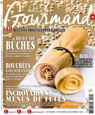 Le Bottin Gourmand N°10