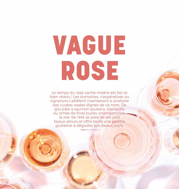 Vague Rose