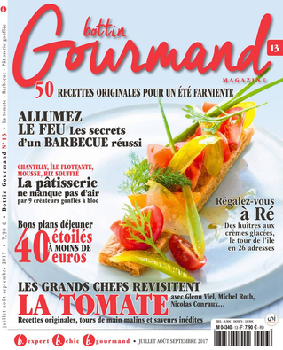 Le Bottin Gourmand N°13