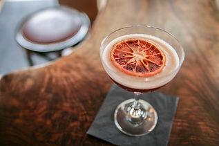 Cocktail med Orange Slice