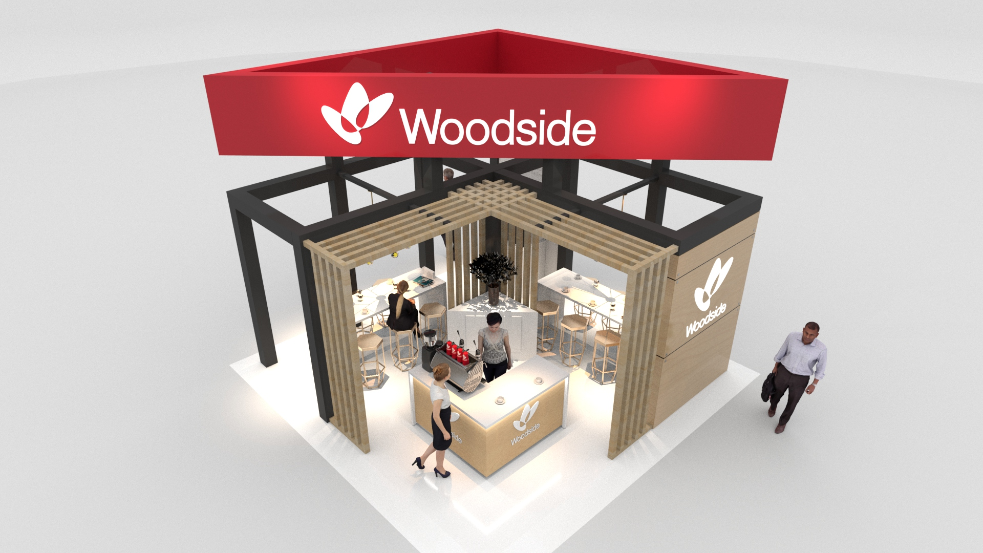 Woodside LNG19 Final design