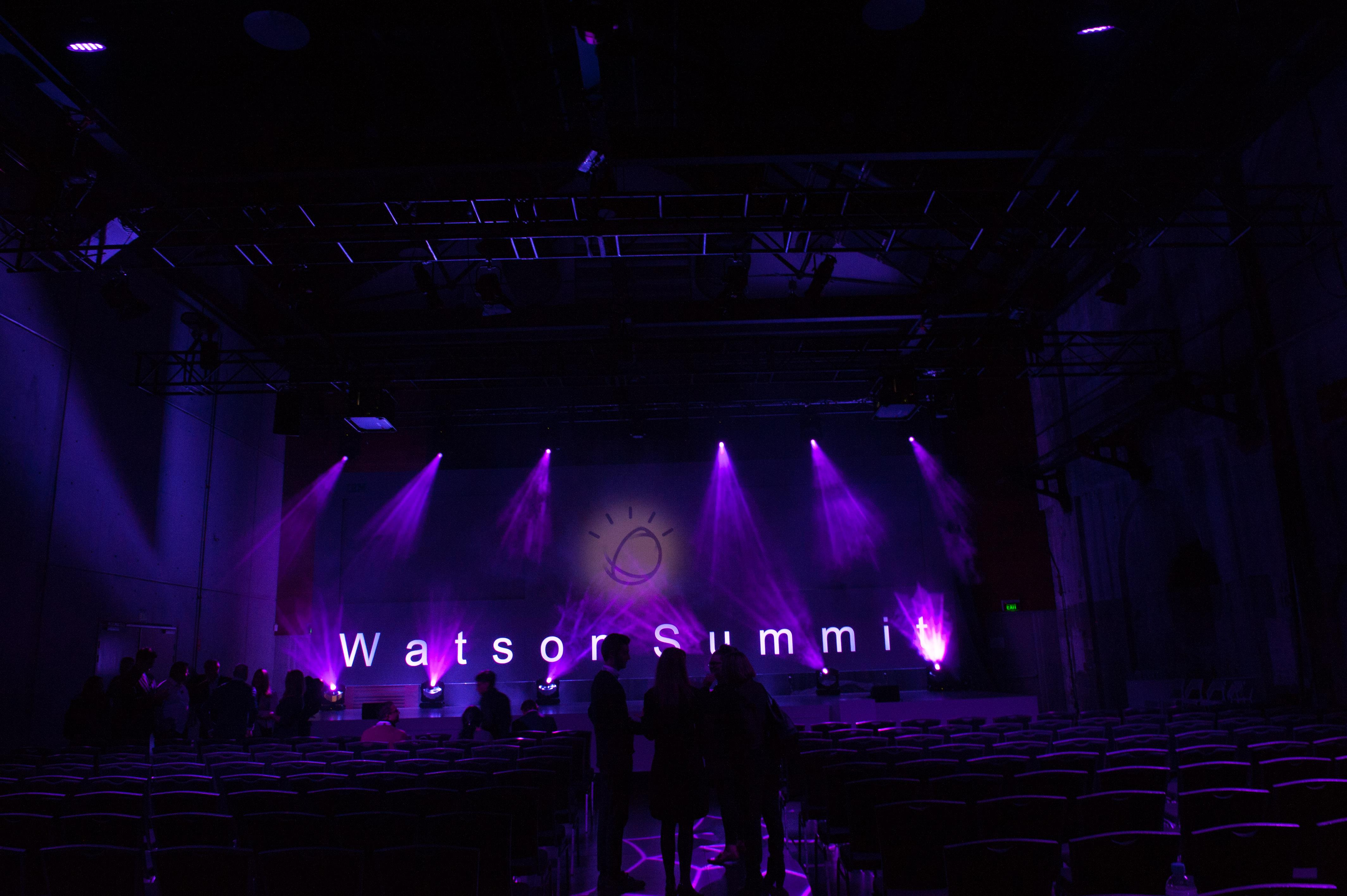 IBM Watson Summit 2018