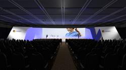 Visa Stage Set Concept Design