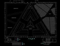 VMWARE ICC Grand Ballroom Floor Plan