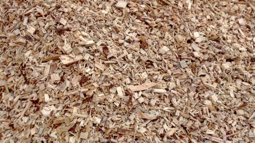 Haketta, Wood Chippings