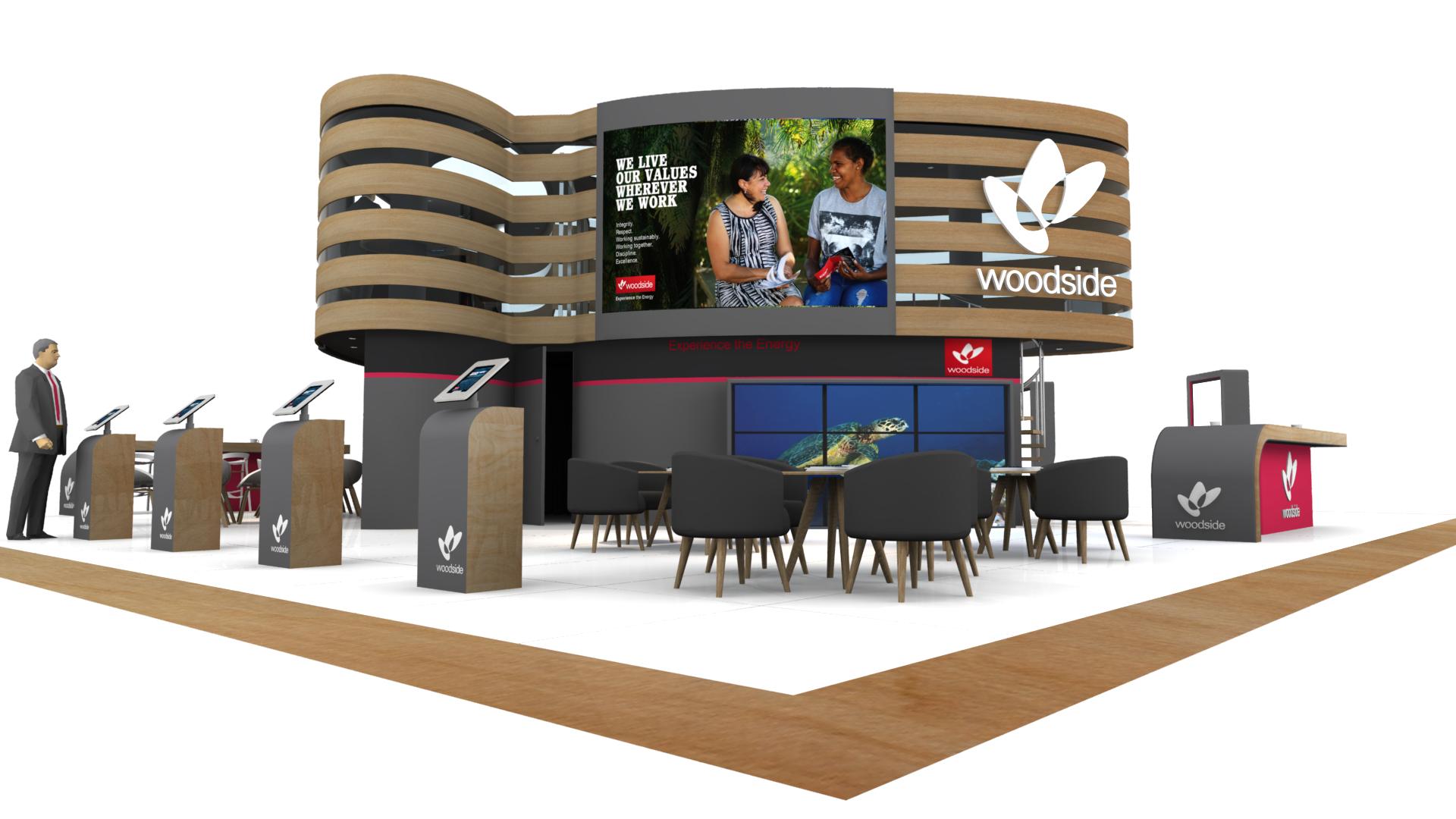 Woodside Concept render