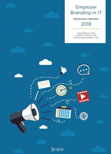 Employer branding in IT Serbia 2018