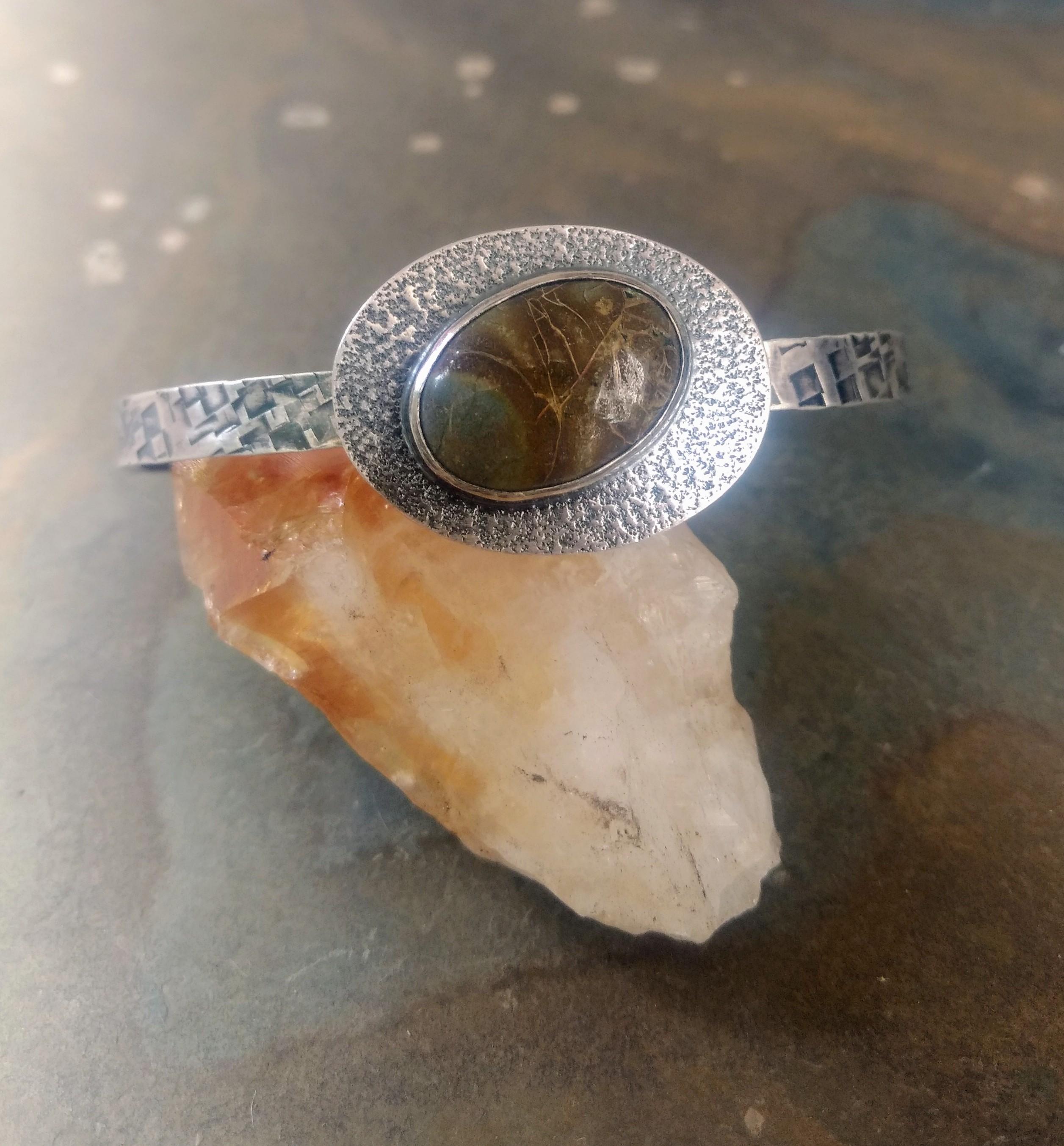 Titan.1 cuff bracelet