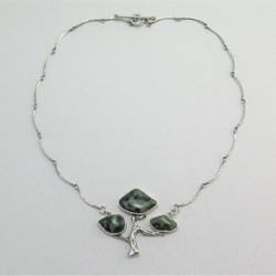 Summer 3 Canopy Tree Necklace