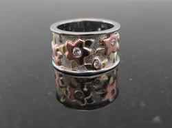 Custom set- ring