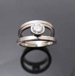 Custom- Kathryn's wedding ring